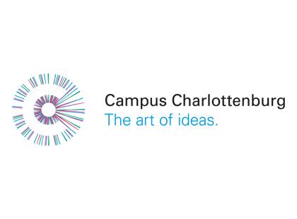 Logo des Zukunftsortes Campus Charlottenburg