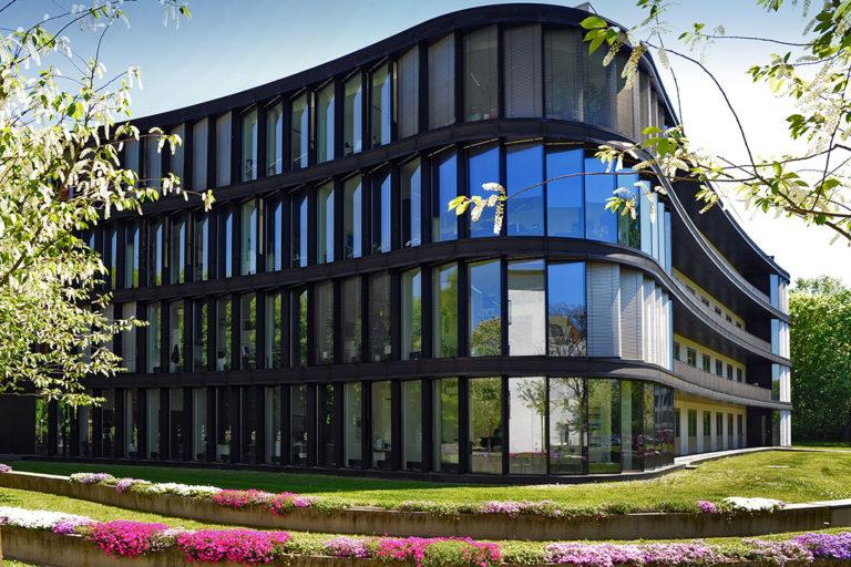Timoféeff-Ressovsky-Haus am Zukunftsort Berlin-Buch