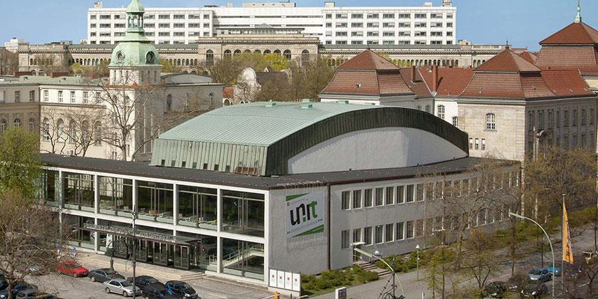 Luftbild Zukunftsort Campus Charlottenburg