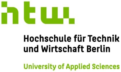 Logo Hochschule für Technik und Wirtschaft Berlin