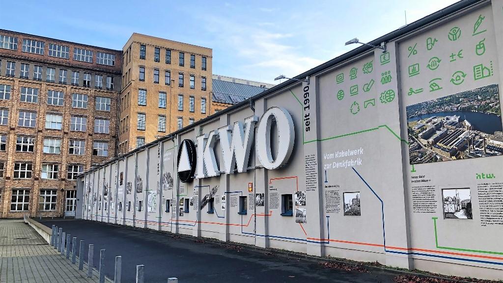KWO-Wand HTW Berlin