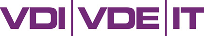 Logo VDI/VDE Innovation + Technik GmbH