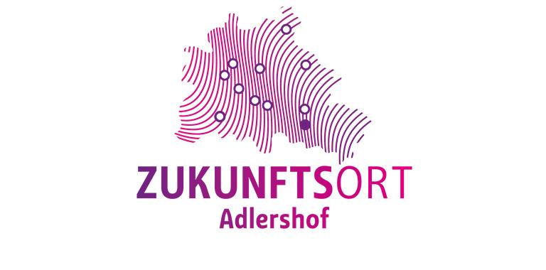 Logo Zukunftsort Adlershof