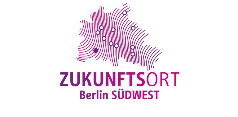 Logo Zukunftsort Berlin SÜDWEST