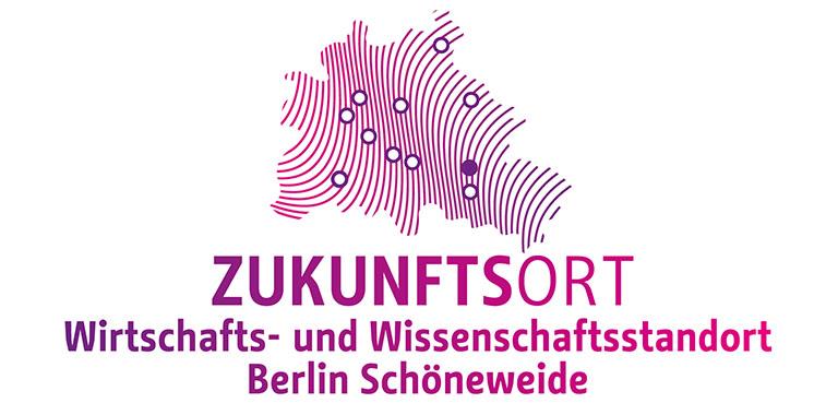 Logo Zukunftsort Wirtschafts- und Wissenschaftsstandort Berlin Schöneweide