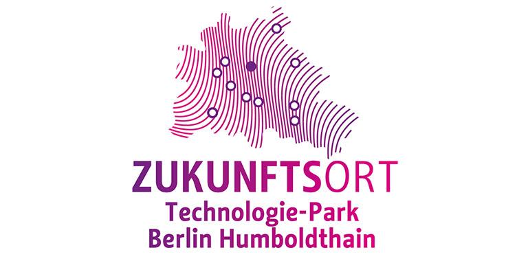 Logo Zukunftsort Technologie-Park Berlin Humboldthain