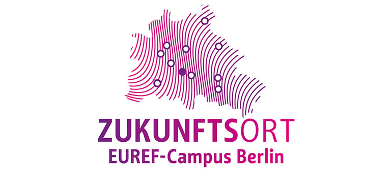 Logo EUREF-Campus Berlin