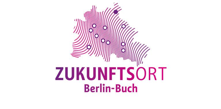 Logo Zukunftsort Berlin Buch