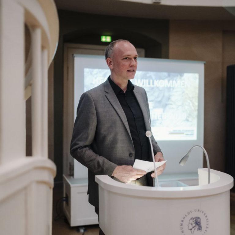 Volker Hofmann I Humboldt Innovation